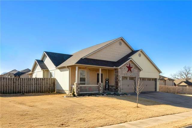 2111 Hunter Drive, Pea Ridge, AR 72751 (MLS #1170613) :: McMullen Realty Group