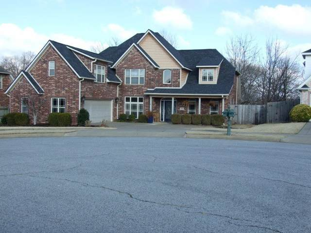 4203 W Pleasant Drive, Rogers, AR 72758 (MLS #1170750) :: Five Doors Network Northwest Arkansas