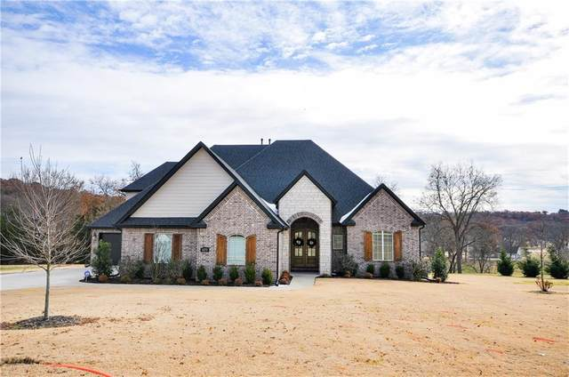 1273 Trail Drive, Fayetteville, AR 72703 (MLS #1170765) :: McNaughton Real Estate