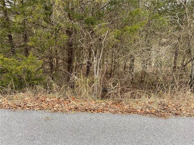 37 Horseshoe Drive #102, Holiday Island, AR 72631 (MLS #1170872) :: McMullen Realty Group