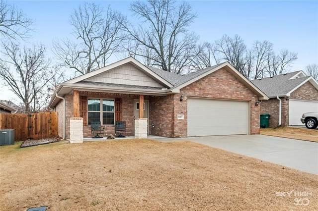 1607 S K Place, Rogers, AR 72756 (MLS #1170886) :: McMullen Realty Group