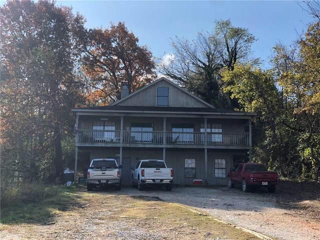 1307 W Wedington Drive, Fayetteville, AR 72701 (MLS #1170987) :: Five Doors Network Northwest Arkansas