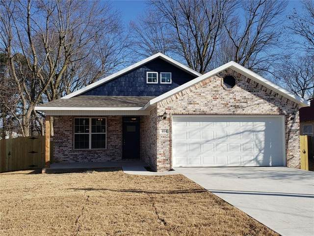 404 S Main Avenue, Lincoln, AR 72744 (MLS #1171007) :: McMullen Realty Group