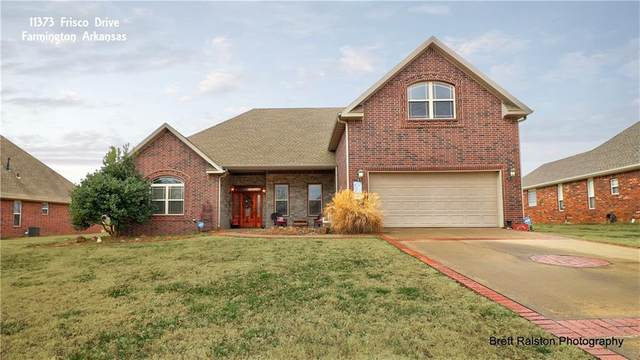 11373 Frisco Drive, Farmington, AR 72730 (MLS #1171009) :: McNaughton Real Estate