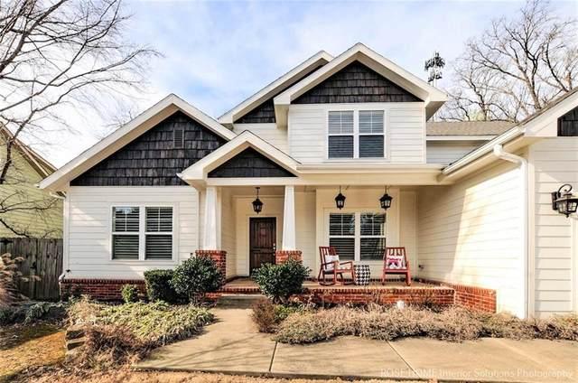 2455 N Wilderness Lane, Fayetteville, AR 72703 (MLS #1171011) :: Five Doors Network Northwest Arkansas