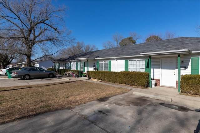 212 E Sunset Avenue, Springdale, AR 72764 (MLS #1171016) :: McMullen Realty Group