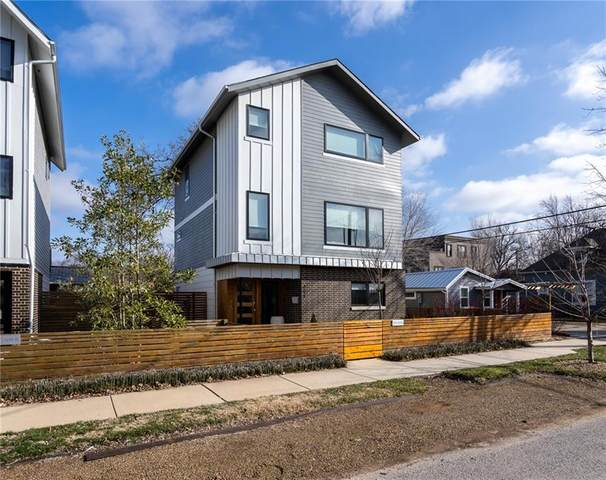 308 NW B Street, Bentonville, AR 72712 (MLS #1171029) :: McNaughton Real Estate