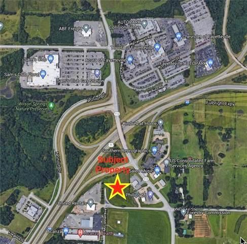 1475 W Drake Street, Fayetteville, AR 72704 (MLS #1171042) :: McNaughton Real Estate