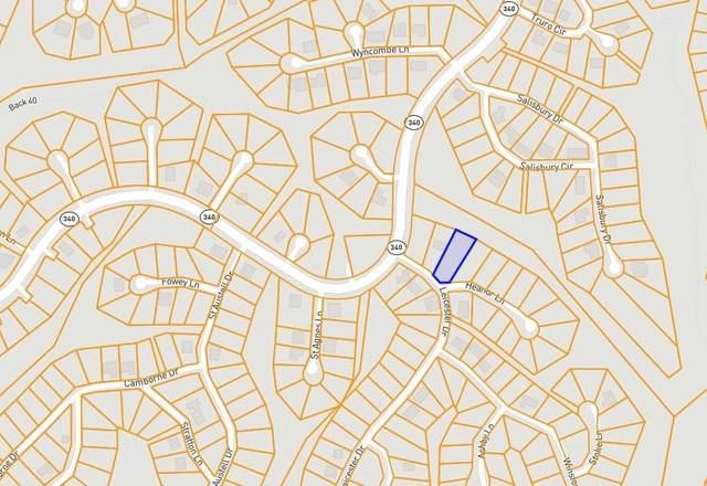 Leicester Dr & Heano Lane, Bella Vista, AR 72714 (MLS #1171126) :: Five Doors Network Northwest Arkansas