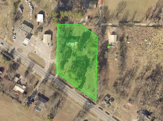 4528 Huntsville Road, Fayetteville, AR 72701 (MLS #1171136) :: McNaughton Real Estate