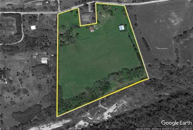 19.14 Acres County Road 329, Eureka Springs, AR 72632 (MLS #1171147) :: NWA House Hunters | RE/MAX Real Estate Results