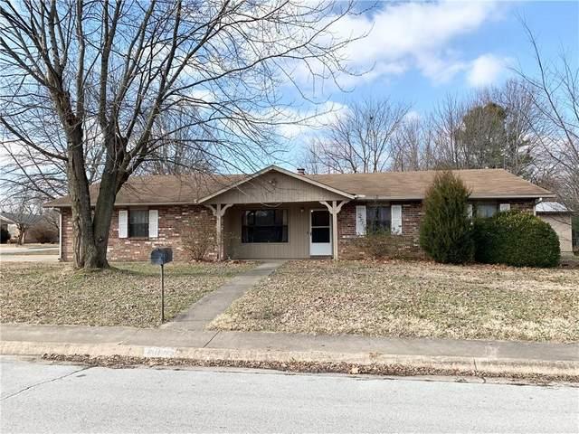1302 Greenbriar Street, Springdale, AR 72762 (MLS #1171159) :: NWA House Hunters | RE/MAX Real Estate Results