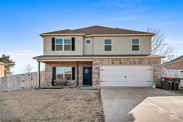 1017 Richland Creek Avenue, Elkins, AR 72727 (MLS #1171172) :: McNaughton Real Estate