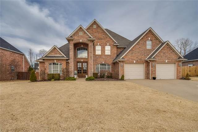 4607 W Creekview Drive, Rogers, AR 72758 (MLS #1171184) :: Five Doors Network Northwest Arkansas