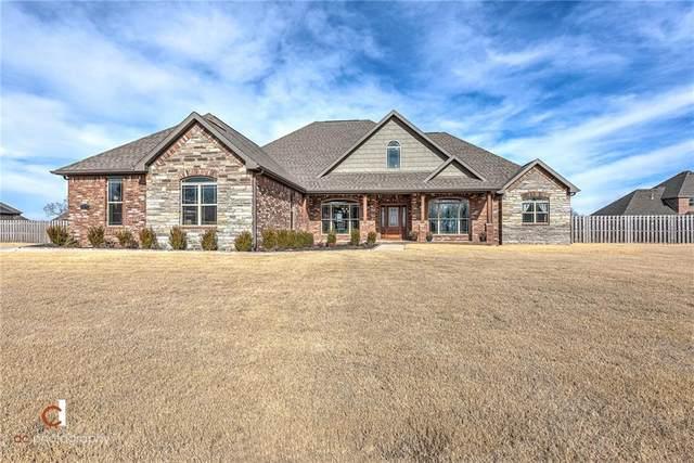 1604 S Lake Estates Drive, Springdale, AR 72762 (MLS #1171188) :: McMullen Realty Group