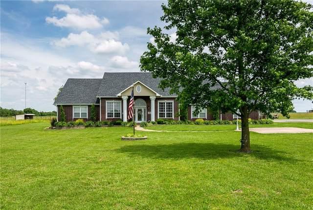 69785 Hwy 59, Westville, OK 74965 (MLS #1171204) :: Five Doors Network Northwest Arkansas