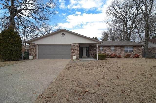 1405 W Mimosa Street, Rogers, AR 72758 (MLS #1171238) :: NWA House Hunters | RE/MAX Real Estate Results