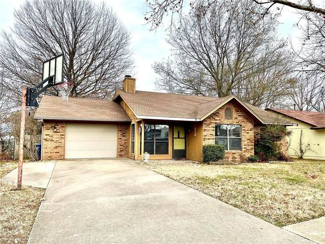205 W Jonathan Drive, Bentonville, AR 72712 (MLS #1171244) :: Five Doors Network Northwest Arkansas