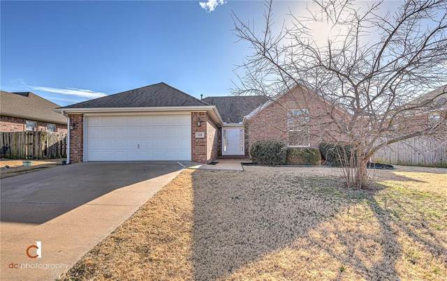 219 Hunter Allen Drive, Bethel Heights, AR 72764 (MLS #1171266) :: NWA House Hunters | RE/MAX Real Estate Results