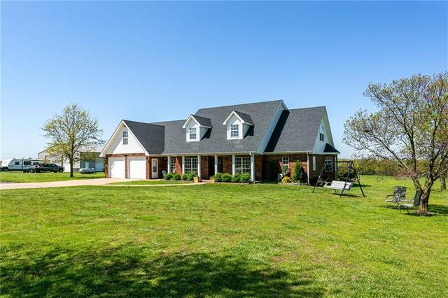 74940 S 4749 Road, Westville, OK 74965 (MLS #1171286) :: NWA House Hunters | RE/MAX Real Estate Results