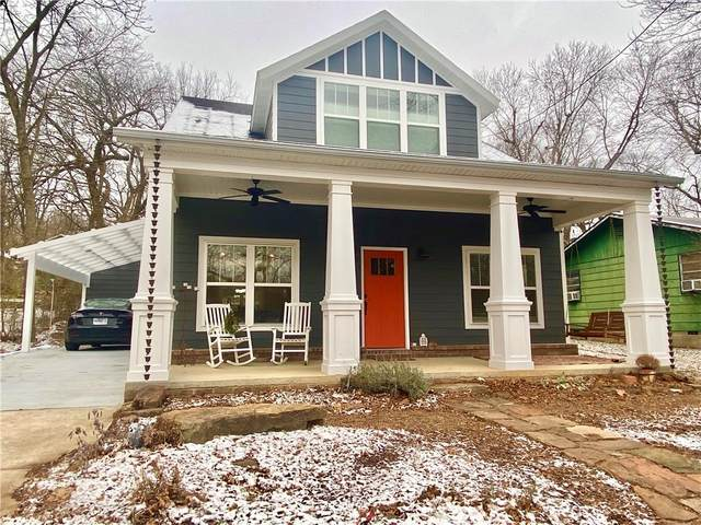 849 S Washington Avenue, Fayetteville, AR 72701 (MLS #1171336) :: Annette Gore Team | RE/MAX Real Estate Results