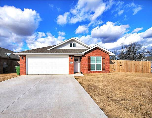 1011 E Sumac Street, Rogers, AR 72756 (MLS #1171368) :: McMullen Realty Group