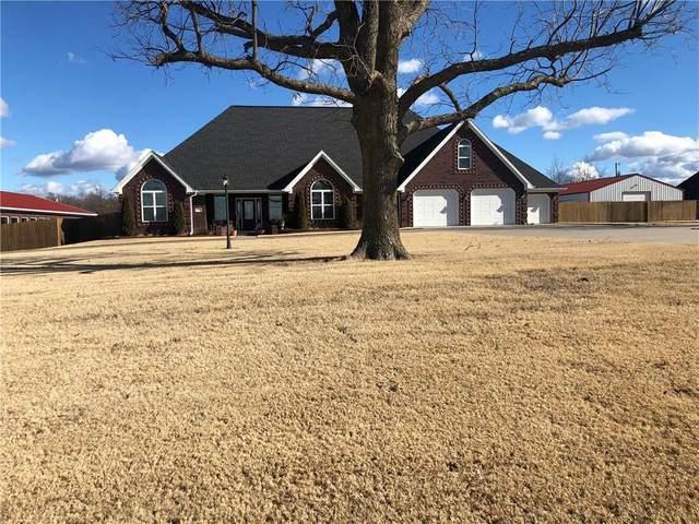 1374 N Javello Road, Springdale, AR 72762 (MLS #1171372) :: Five Doors Network Northwest Arkansas