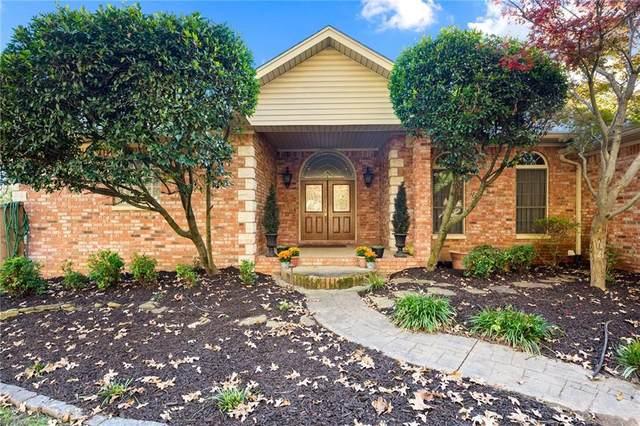 3611 Tpc Drive, Alma, AR 72921 (MLS #1171563) :: NWA House Hunters | RE/MAX Real Estate Results