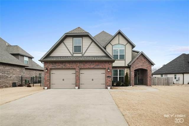 1721 W Madison Drive, Rogers, AR 72758 (MLS #1171574) :: Five Doors Network Northwest Arkansas