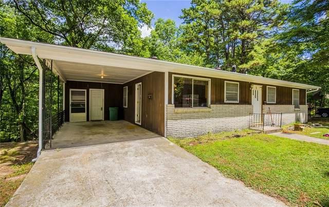 3 College Street, Eureka Springs, AR 72632 (MLS #1171598) :: McNaughton Real Estate