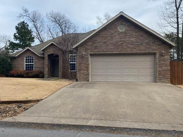 6 Buckingham Drive, Bella Vista, AR 72714 (MLS #1171608) :: Five Doors Network Northwest Arkansas
