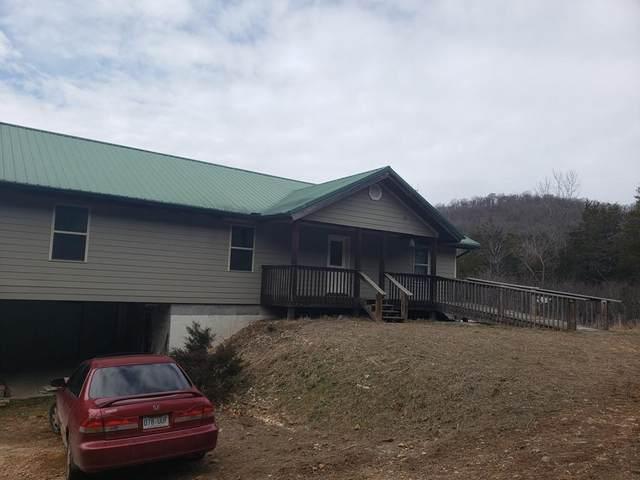 438 County Road 2322, Eureka Springs, AR 72631 (MLS #1171629) :: McNaughton Real Estate