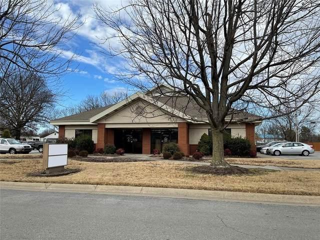 1494 Plaza Place, Springdale, AR 72764 (MLS #1171653) :: McNaughton Real Estate