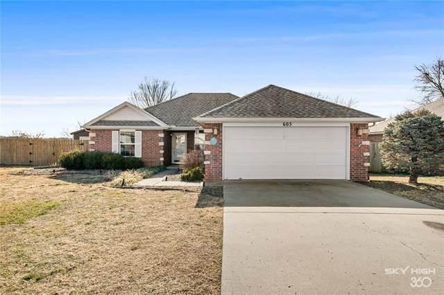 603 Knight Avenue, Lowell, AR 72745 (MLS #1171663) :: McNaughton Real Estate