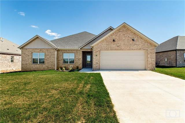 1049 Laux Lane, Pea Ridge, AR 72751 (MLS #1171709) :: Five Doors Network Northwest Arkansas