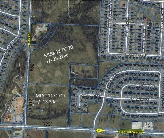 190 Allen Road, Centerton, AR 72719 (MLS #1171717) :: Five Doors Network Northwest Arkansas