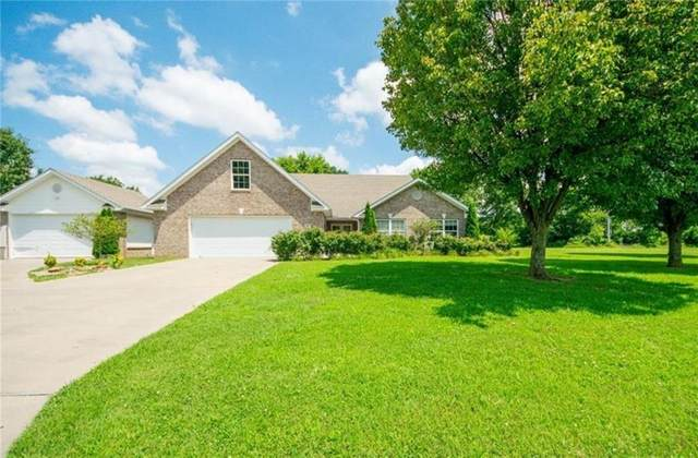 8840 W Forest Hills Drive, Fayetteville, AR 72704 (MLS #1171807) :: McNaughton Real Estate