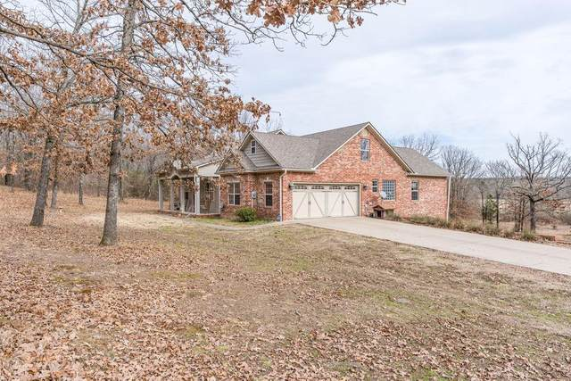 5122 Figure Five Heights, Rudy, AR 72952 (MLS #1171865) :: Annette Gore Team | EXP Realty