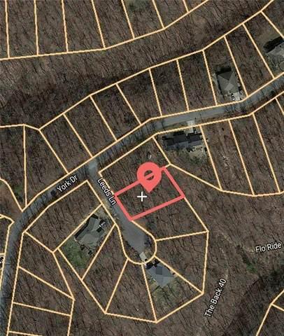 Leeds Lane, Bella Vista, AR 72714 (MLS #1171874) :: McNaughton Real Estate