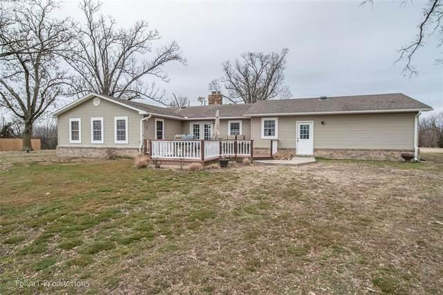 15069 W Spring Valley Road, Gravette, AR 72736 (MLS #1171875) :: McNaughton Real Estate
