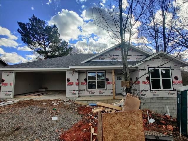 1595 Timberline Avenue, Decatur, AR 72722 (MLS #1171879) :: McNaughton Real Estate