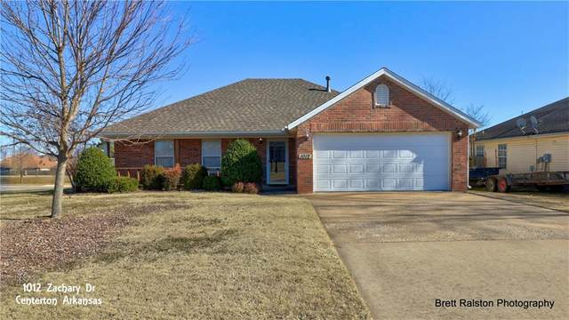 1012 Zachary Street, Centerton, AR 72719 (MLS #1172007) :: McNaughton Real Estate