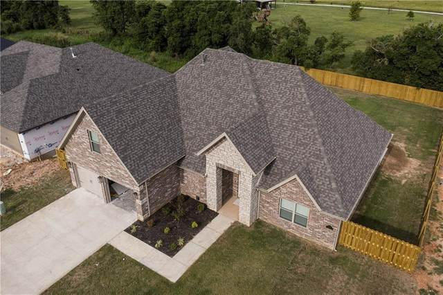 1890 Sunrise Circle, Centerton, AR 72719 (MLS #1172052) :: McNaughton Real Estate