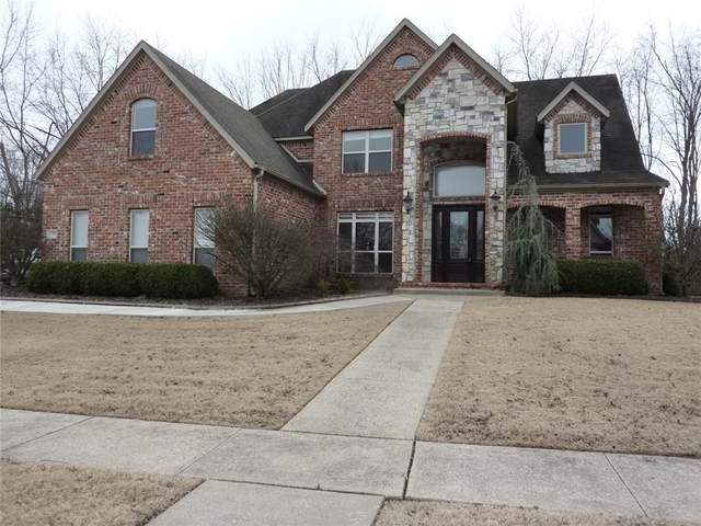 3785 E Township Street, Fayetteville, AR 72703 (MLS #1172068) :: McNaughton Real Estate