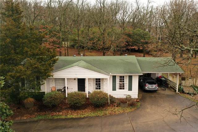 1141 Eastwood Drive, Fayetteville, AR 72701 (MLS #1172081) :: McNaughton Real Estate