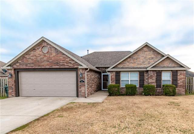 4071 W Song Bird Place, Fayetteville, AR 72704 (MLS #1172089) :: McNaughton Real Estate
