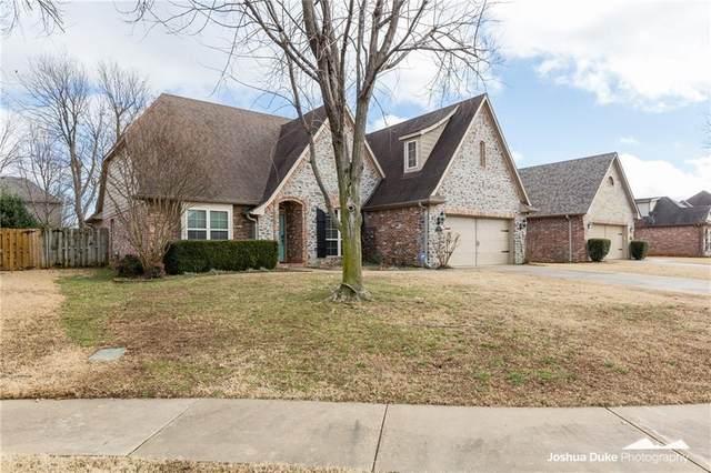 3471 Brittany Street, Springdale, AR 72764 (MLS #1172106) :: Five Doors Network Northwest Arkansas