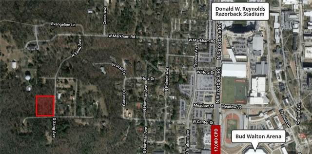 2.5 Acres N Sang Avenue, Fayetteville, AR 72703 (MLS #1172227) :: NWA House Hunters | RE/MAX Real Estate Results