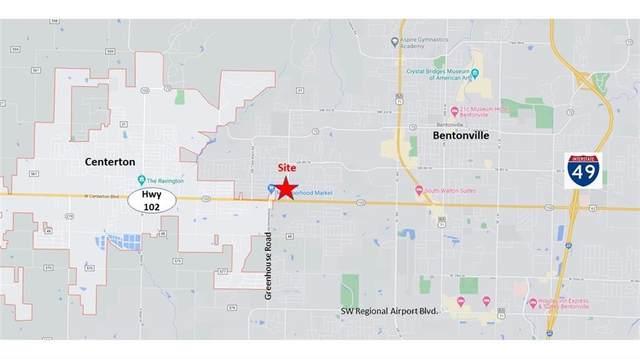 W Highway 102, Centerton, AR 72736 (MLS #1172291) :: McNaughton Real Estate
