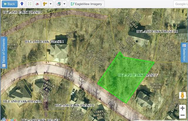 Lot 2 Rockcliff, Fayetteville, AR 72701 (MLS #1172293) :: NWA House Hunters   RE/MAX Real Estate Results